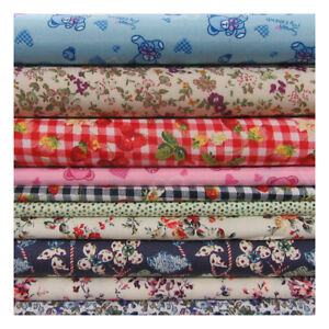 100-COTTON-PRINT-PATCHWORK-FABRIC-MATERIAL-HOME-CRAFT-QUILTS-PATTERNED-DRESS