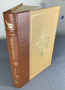 Warner THE REAL ROOSEVELT Theodore Gryphon Editions Classics of Liberty Library