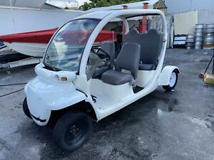 1999-GEM-e825-No-Reserve-Electric-Car-Electric-Vehicle