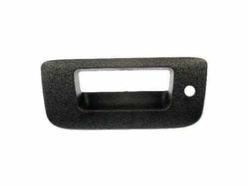 Tailgate Handle Bezel For 2007-2014 Chevy Silverado 2500 HD 2009 2008 P894ZB