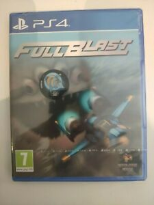 fullblast-full-blast-ps4-ps4-playstation-4-neuf