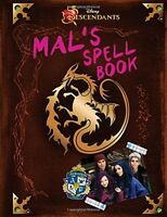Descendants Mal's Spell Book, New, Free Shipping on sale