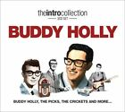 The Ultimate Collection [Intro] by Buddy Holly (CD, Aug-2008, 3 Discs, Union Square Music)