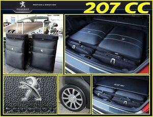 Reisekoffer-Kofferset-Roadsterbag-Trolley-Set-4-tlg-PEUGEOT-207CC-OE-9941DY