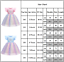Girls Rainbow Unicorn Princess Tutu Dress Ruffle Sleeve Child Sequins Party Gown