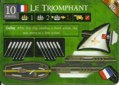 PROMO 210 LE TRIOMPHANT PIRATES OF SOUTH CHINA SEAS