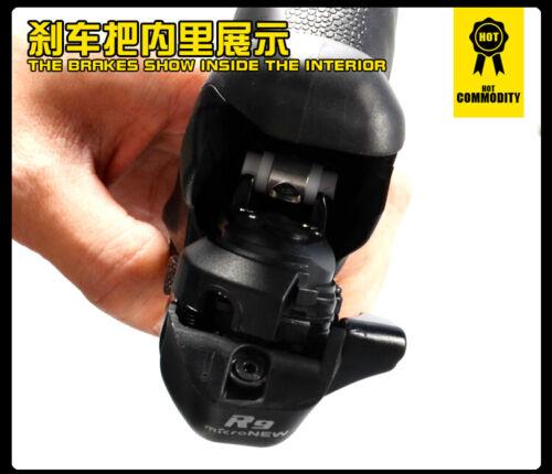 Road bike 2//3 7//8//9//10//11 Speeds shift Shifter drop bar brake lever combo