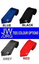 JW. Org Corbata Jehová testigo Ministerio!!! más colores añadido
