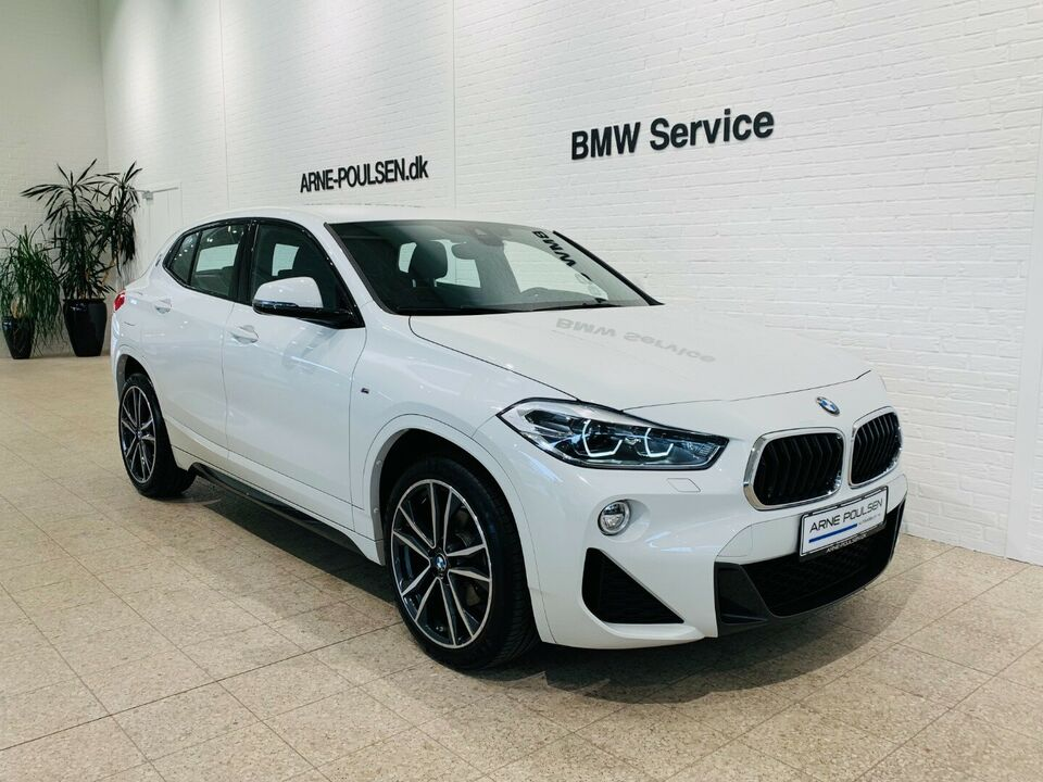 BMW X2 2,0 sDrive18d M-Sport aut.,  5-dørs