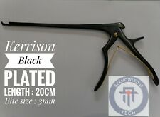 Codman Kerrison Rongeur With Black Plated 40deg Up 8