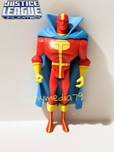 DC Justice League Unlimited Super Heroes Superman Action Figure JLU Jointed