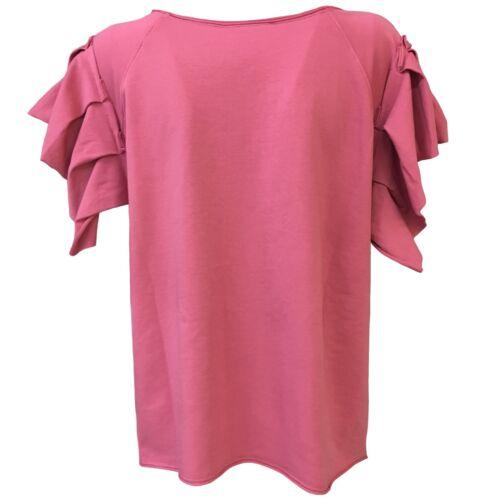 In S144l Primo Donna Made Cotone Felpa Numero Mod 100 In Sweater Italy U1pwUqa