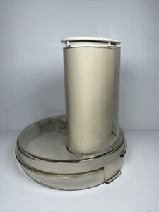 General Electric GE D3FP1B Food Processor Replacement Part Lid Top Cover Pusher