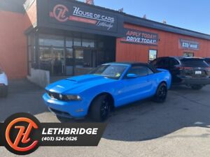 2010 Ford Mustang GT 2dr Conv GT