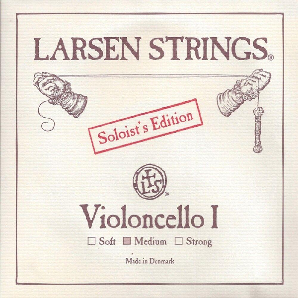 Larsen a cuerda para 4 4 violonchelo violoncelo, soloist's soloist's soloist's Edition, a string cf6f20