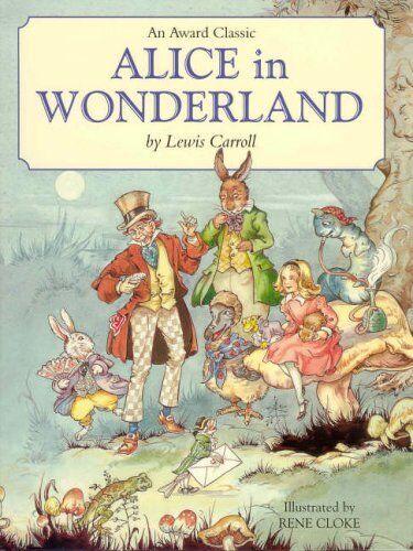 Alice in Wonderland,Lewis Carroll