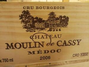 Bien éDuqué Crested Français Bouteille Vin En Bois 6 Cage / Box / Boîte De Rangement Cuisine Planter + +-afficher Le Titre D'origine Prix Fou