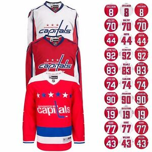 Image is loading 2016-17-Washington-Capitals-Reebok-NHL-Player-Premier- fa7e6145e