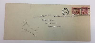 Scott #567, First Day of Issue, San Francisco, Calif. Cancel; RARE