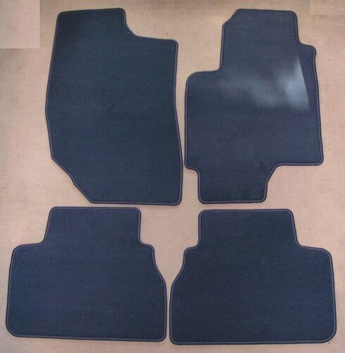 Fußmatten Thomatex E für Jaguar XF 03.08-08.15 Öse vo+hi