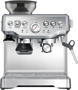 Breville The Barista Express Espresso Maker - Stainless-Steel(BES870XL)