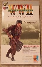 dragon action figure 1/6 ww11 german karsten 70136 12'' boxed  did cyber hot toy