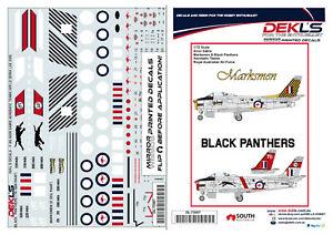 1-72-Avon-Sabre-RAAF-Marksmen-Black-Panthers-Aerobatic-Teams-Decal