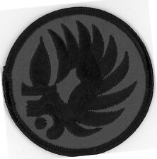 """FRENCH FOREIGN LEGION METRO PARA HAT 3"""" PATCH ARMY PARACHUTE PIN UP VETERAN GIFT"""