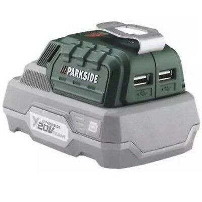 Parkside Cordless Battery Adaptor //PAA 20 A1