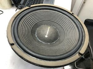 RARE-OEM-KENWOOD-LS-408-WOOFER-912A173-247811-PERFECT-WORKING-TESTED