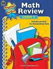 Math Review Grade 5 by Mary Rosenberg (Paperback, 2003)