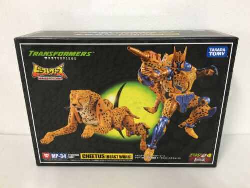 TAKARA Transformers Masterpiece MP-34 Beast Wars Cheetor NEW US SELLER IN STOCK