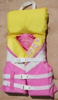 O'brien Girls Approved Life Jacket, Youth 30-40kg. 45483 End Of Season Sale