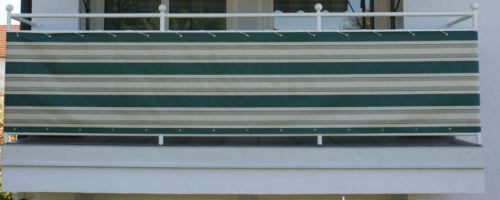 Balkonbespannung Dralon 8700 Höhe 90cm