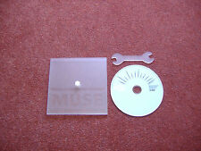 MUSE SHOWBIZ U.K PROMO CD & SPANNER VERY GOOD/EXCELLENT CONDITION VERY RARE!