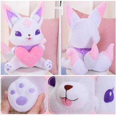 Big Penguin Stuffed Animal, League Of Legends Lol Cosplay Doll Ahri Pet Fox Kiko Star Guardian Plush Toy 12 Ebay
