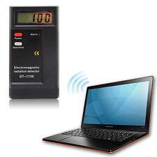 Digital LCD Electromagnetic Radiation Detector EMF Meter Dosimeter Tester GV