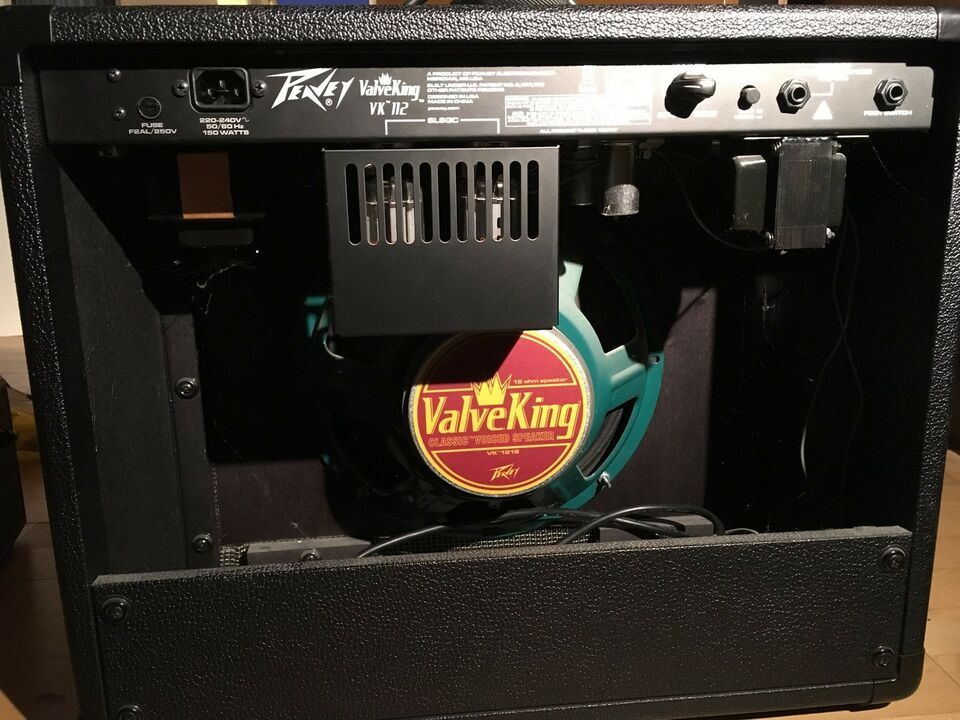 Guitarforstærker, Peavey ValveKing 112, 50 W