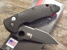 Heckler & Koch HK Knives  14410SBK Soldat Made in USA Part Serrated Tanto Blade