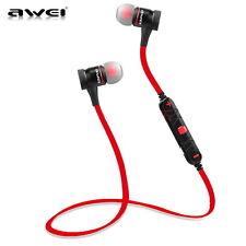 AWEI Wireless Bluetooth 4.0 Headset Stereo Headphone Earphone For iPhone Samsung