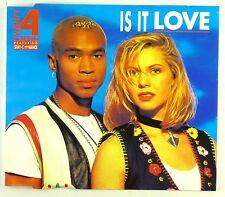 Maxi CD - Twenty 4 Seven - Is It Love - A4330 - zyx music