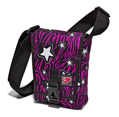Borsello Tracollina The Double Seven - Glam Rock - Shoulder Bag Reversibile Attivando La Circolazione Sanguigna E Rafforzando I Tendini E Le Ossa