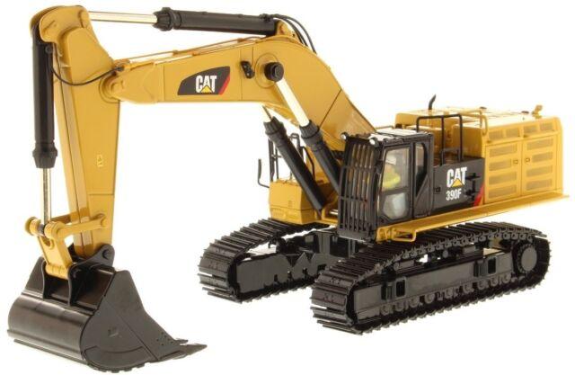 Caterpillar 1:50 scale 390F L Hydraulic Excavator - Diecast Masters 85284