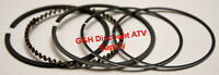 1981-1985 Honda Atc 110 Piston Rings 3rd Oversize 52.75mm Atc110 Kit Set