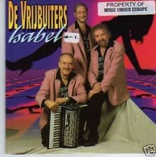(875N) De Vrijbuiters, Isabel - 1996 CD