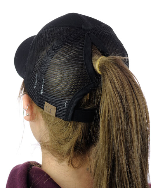 Im A Gamer Ponytail Messy High Bun Hat Ponycaps Baseball Cap Adjustable Trucker Cap Mesh Cap