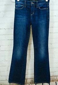 Stretch Bootcut scuro 24 X31 Fit Denim Petite Donna Procateur Blu Jeans Joe's Rwx0Z1qR