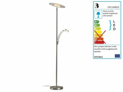 LED Deckenfluter Stehlampe Stehleuchte Lampe Leseleuchte Dimmbar Fluter