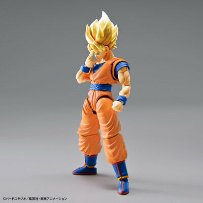 Figure-rise Standard Dragon Ball Super Saiyan 4 SON GOKOU GOKU Kit BANDAI Japan