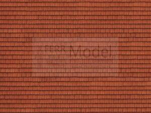 Tegole con cartoncino